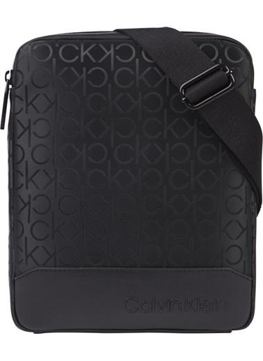 Calvin Klein  Ayarlanabilir Askılı Çanta Erkek Çanta K50K506704 Bax Siyah